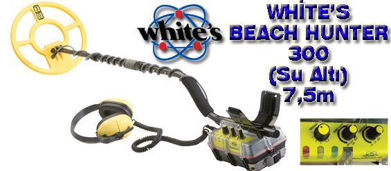WHiTES BEACH HUNTER 300