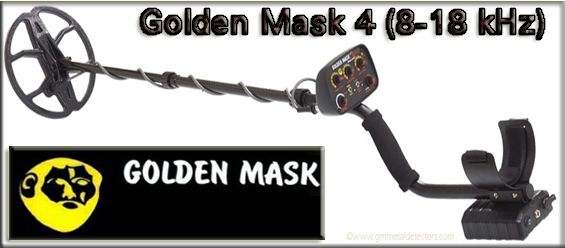 GOLDEN MASK 4WD